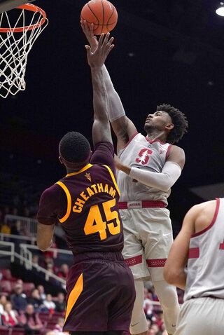 Arizona State Stanford Basketball
