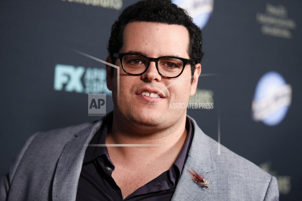 "inVision Richard Shotwell/Invision/AP a ENT CA USA INVW LA Premiere of FX's ""The Comedians"" - Arrivals"