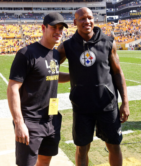 Steelers-Shazier's New Role Football