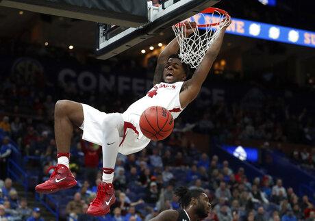 Arkansas Macon Effect Basketball