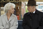 This image released by Warner Bros. Pictures shows Ian McKellen, right, and Helen Mirren in a scene from