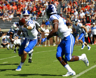 Duke Virginia Football