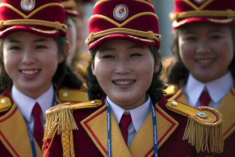 Pyeongchang Olympics North Korea