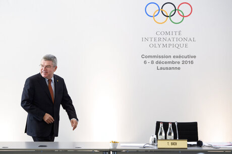 Switzerland IOC Executive Board