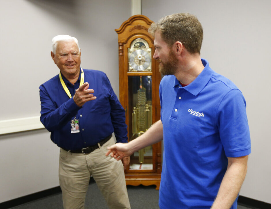 Dale Earnhardt Jr., Junior Johnson