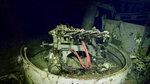 This photo provided by Paul G. Allen's Vulcan Inc. shows anti-aircraft guns at the wreckage of the USS Hornet.   A research vessel funded by the late Seattle billionaire Paul Allen has discovered the wreckage of the aircraft carrier sunk in the South Pacific during World War II. Allen's Vulcan Inc. announced this week of Feb. 10, 2019,  that an autonomous submarine sent by the crew of the research vessel Petrel found the USS Hornet nearly 17,500 feet (5,400 meters) deep near the Solomon Islands. The Hornet was best known for its part in the Doolittle Raid in April 1942, the first air attack on Japan.  (Paul G. Allen's Vulcan Inc. via AP)