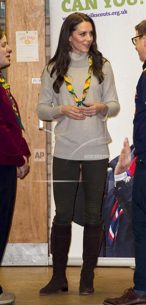STRMX KGC-178/STAR MAX/IPx A ENT England United Kingdom IPX Catherine, Duchess of Cambridge - 12/14/16