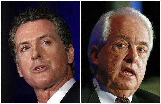 Election 2018 Governor California Debate