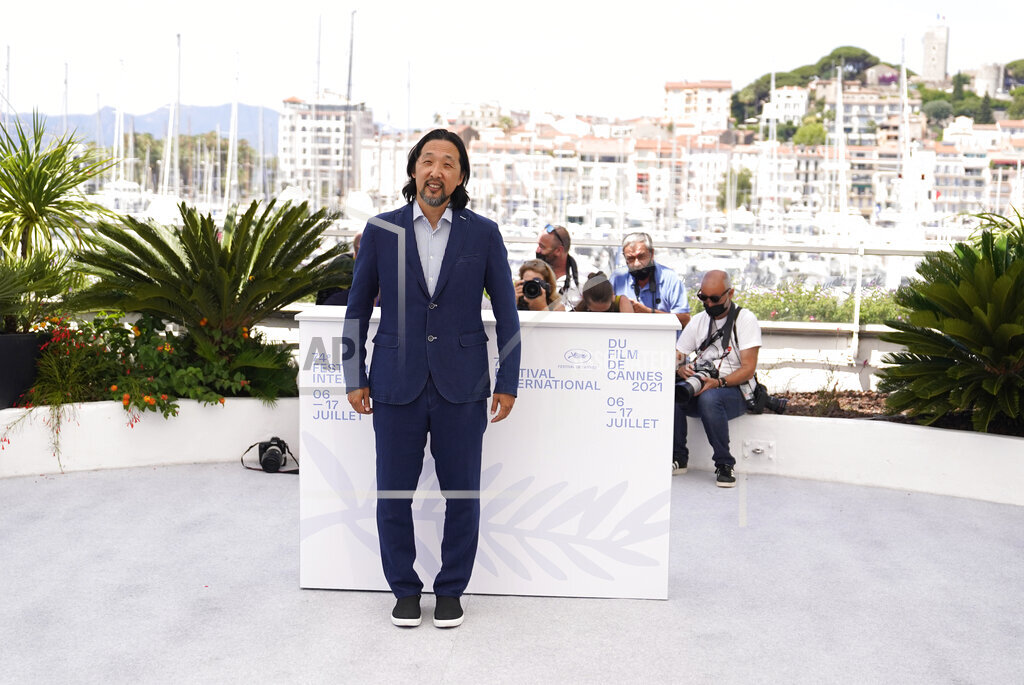France Cannes 2021 After Yang Photo Call