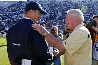 Bill O' Brien, George O'Leary
