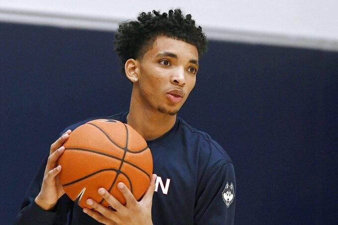 UConn hoopster who fled crash applies for probation program