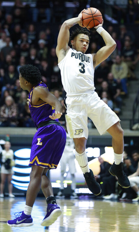 Carsen Edwards, Kenny Cooper