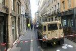 A vehicle of French anti terrorist plan