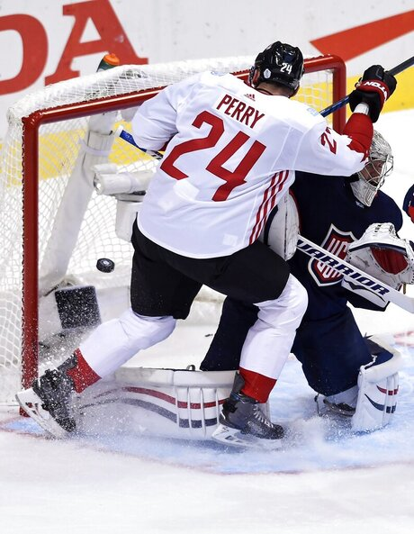 Canada World Cup of Hockey US Canada