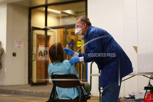 Virus Outbreak New Mexico