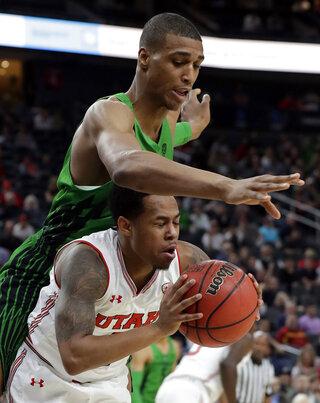 P12 Oregon Utah Basketball