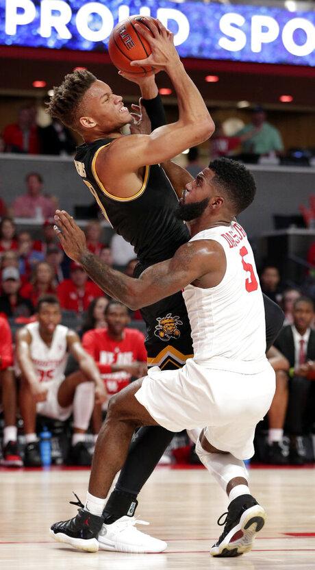 Wichita St Houston Basketball