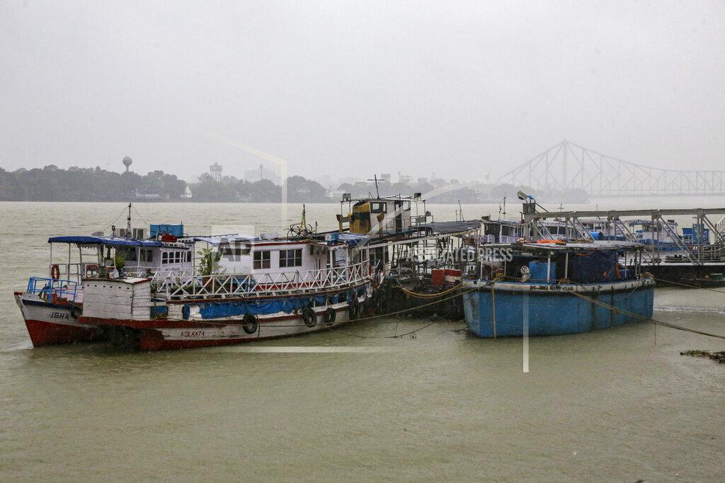India Bangladesh Cyclone