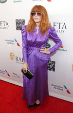 Natasha Lyonne arrives at the 2019 Primetime Emmy Awards - BAFTA Los Angeles TV Tea Party at the Beverly Hilton on Saturday, Sept. 21, 2019, in Beverly Hills, Calif. (Photo by Willy Sanjuan/Invision/AP)