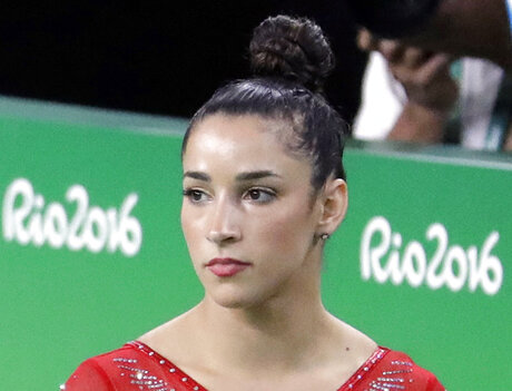 Raisman USOC Lawsuit Gymnastics
