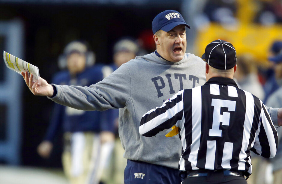 Paul Chryst, Mark Furtado