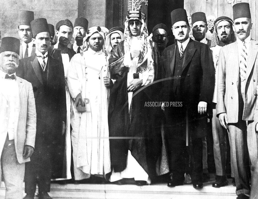 Eawatchf AP I   EGYPT APHS SAUD BIN ABDUL AZIZ IN CAIRO