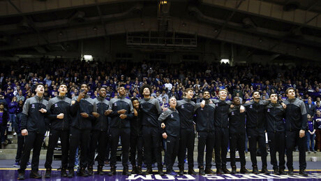 Northwestern NCAA Selection Show Watch Party Basketball