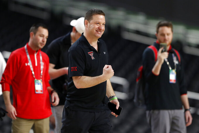 Assistant coach Mark Adams masterminds Texas Tech's defense