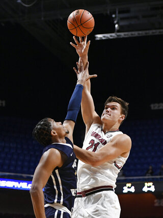 George Washington South Carolina Basketball