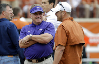 Gary Patterson, Tom Herman