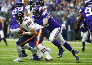 Vikings Moves Football