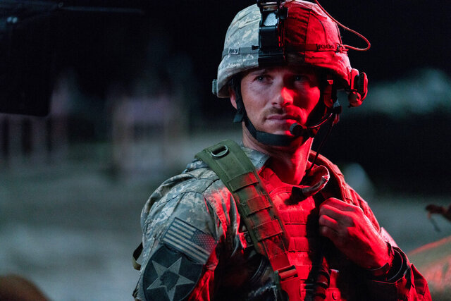 This image released by Screen Media shows Scott Eastwood in a scene from
