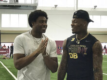 Florida St Pro Day Football