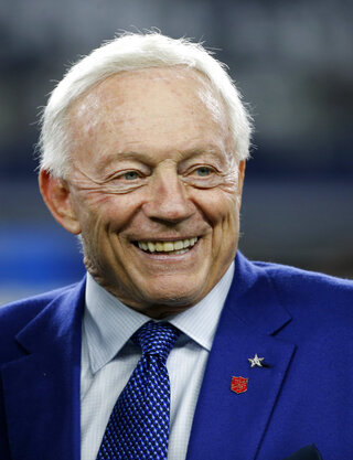 Jerry Jones,