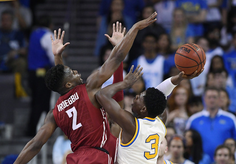 Aaron Holiday, Ike Iroegbu