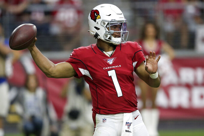 Inconsistent, new-look Cardinals still seeking 1st win