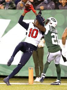 Texans Jets Football
