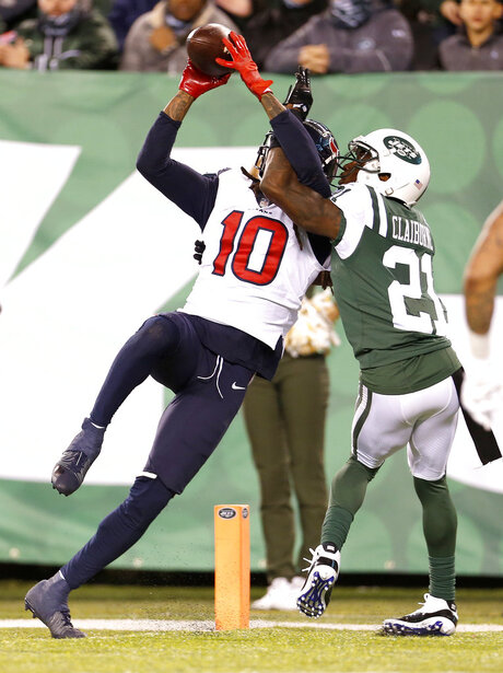 Texans Jets Football