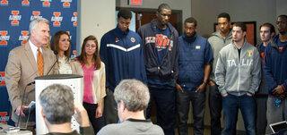 Illinois Weber Fired Basketball