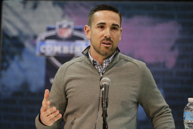 Packers' LaFleur looks to build relationship with Rodgers