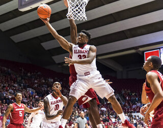 Arkansas Alabama Basketball