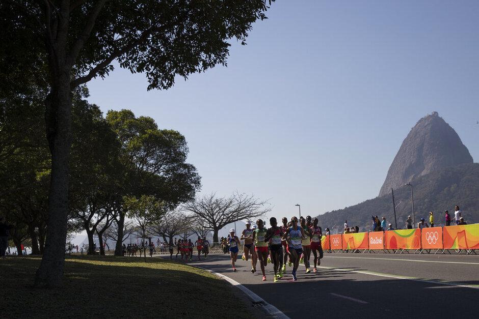Rio Olympics Athletics Women