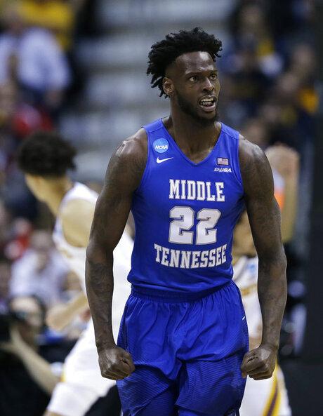 NCAA Middle Tennessee St Minnesota Basketball