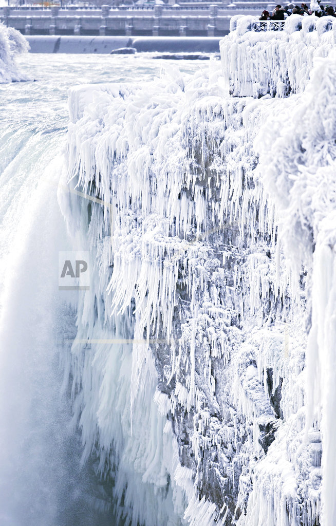 Canada Deep Freeze