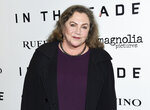 FILE - In this Dec. 4, 2017, file photo, actress Kathleen Turner attends the premiere of