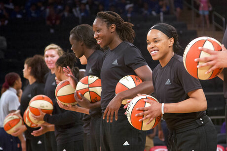WNBA Fines-Shirts Basketball