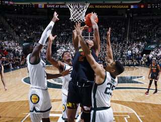 Maryland Michigan St Basketball