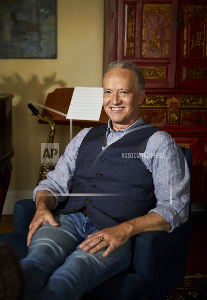 Ted Nash Portrait Session