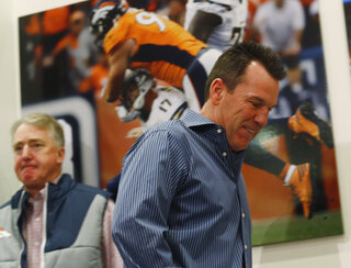 Gary Kubiak, Joe Ellis