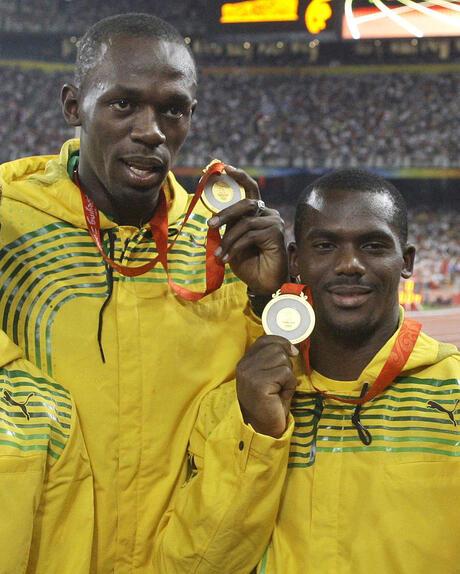 Bolt Medal Stripped
